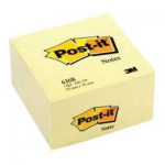 Post-it cubo giallo 76x76 450ff 32033
