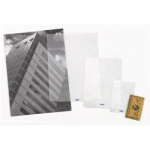 Buste tipo upocket 13x18cm a5 ppl superior 25pz   25953
