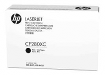 Toner hp 80xc black contract