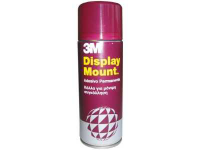 Adesivo spray display mount superfici difficili 400ml  32326