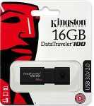 Kingston flash usb 3.0 16gb dt-100 dt100g3/16gb