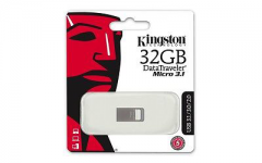 Kingston flash usb 3.0 32gb dtmicro 3.1 dtmc3/32gb
