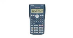 Calc scient disp 2 righe 10cfr 240 funz (fx82ms)