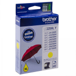 Brother ink giallo 1.200 pg. mfc-j4420/4620/5320/5620/5720dw