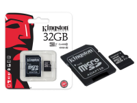 Kingston flash card micro-sd 32gb c10 sdc10g2/32gb