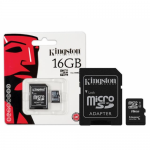 Kingston flash card micro-sd16gb c4 sdc4/16gb