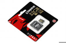 Kingston flash card micro-sd 32gb c10 sdca10/32gb