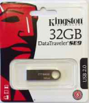 Pendrive kingston usb 2.0 32gb dtse9h/32gb